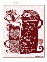 CRAZY LOVE OF COFFEE