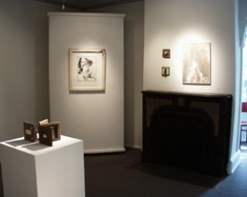 Gallery 31 North, Body Prints, Wooden Books