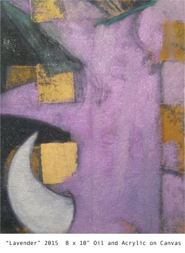Lavender Boar