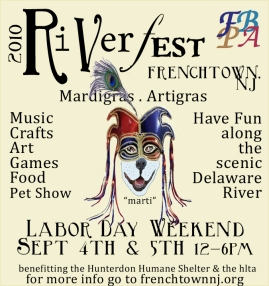 Frenchtown's RIVERFEST 2010