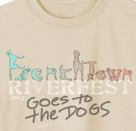 Frenchtown's RIVERFEST 2012