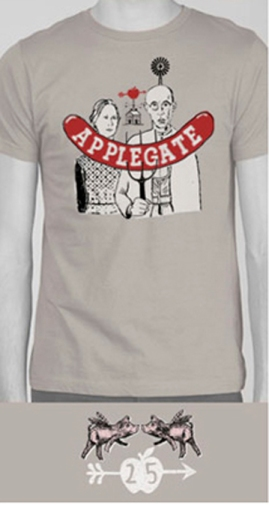Applegate: 20th anniversary T-Shirt