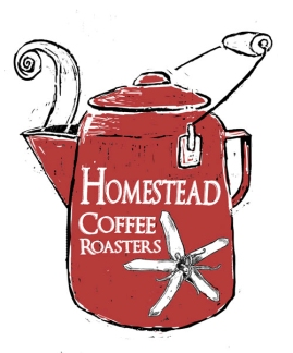 Homestead Coffee Roasters - FRONT