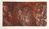 MONOPRINTING & ETCHING / Val Sivilli @ Bob Blackburn's Printmaking Workshop