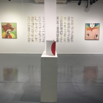 RVCC - 2/16/18 - 3/16/18 - Installation Shot - Val Sivilli