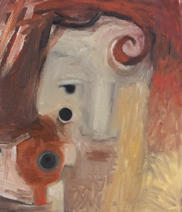 "Sight - 5 - Oil - Canvas - 12x14"" - 2018"