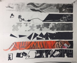 2D Design - GRADATION PROJECT- 2018