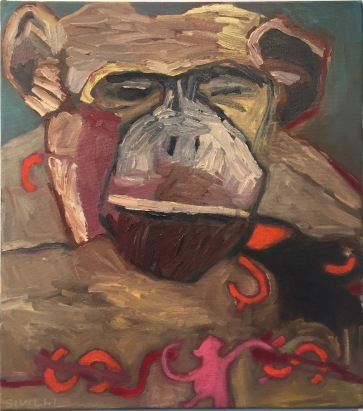 "Val Sivilli ""CHIMP - tagged"